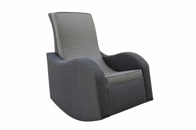 Rocker With Arms