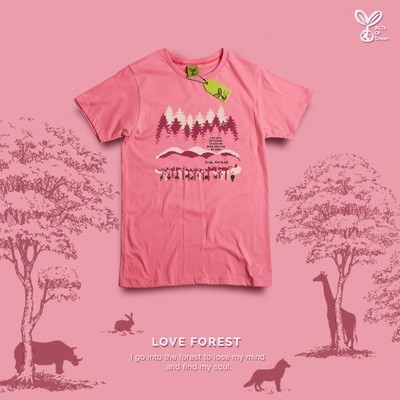 T-Love Forest | 2 Colours