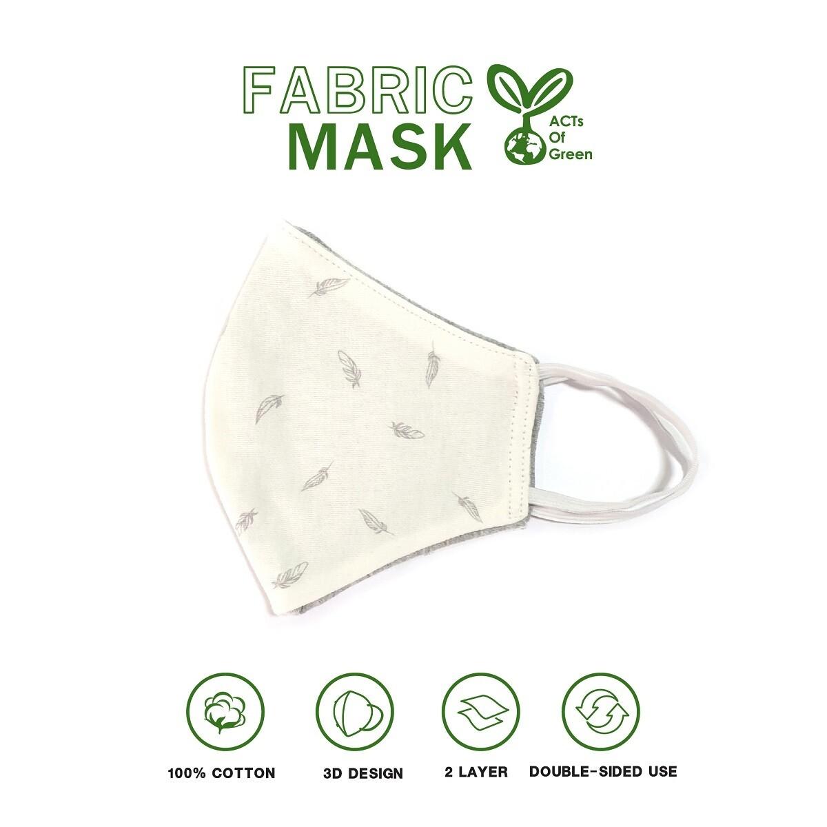Fabric Mask A23