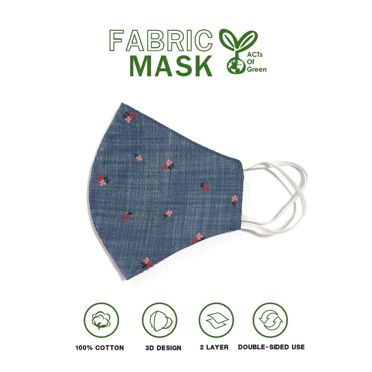 Fabric Mask A19