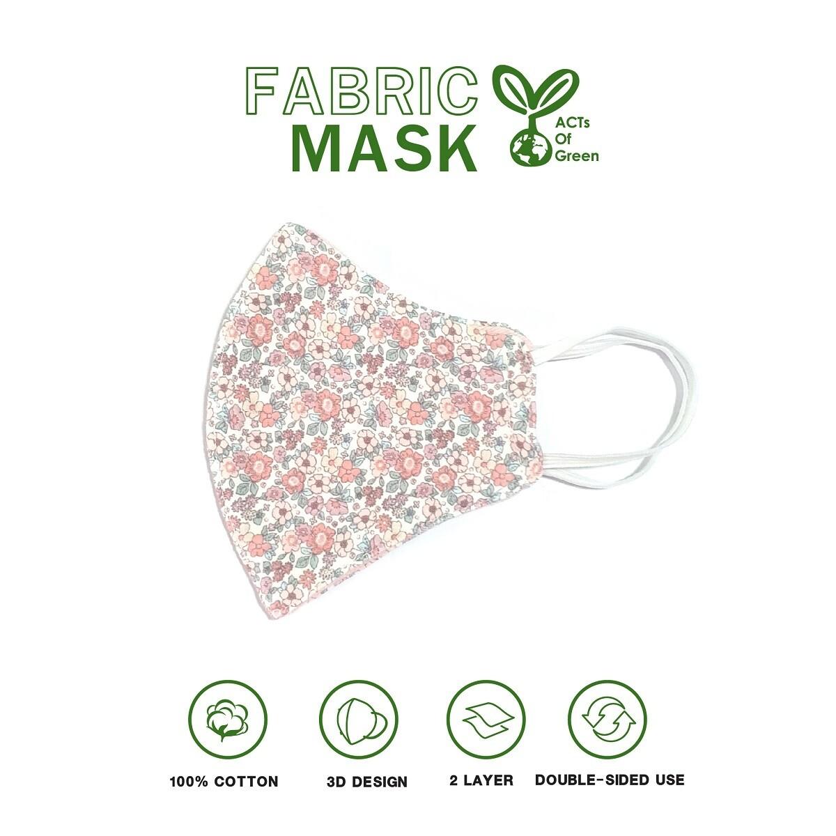 Fabric Mask A14