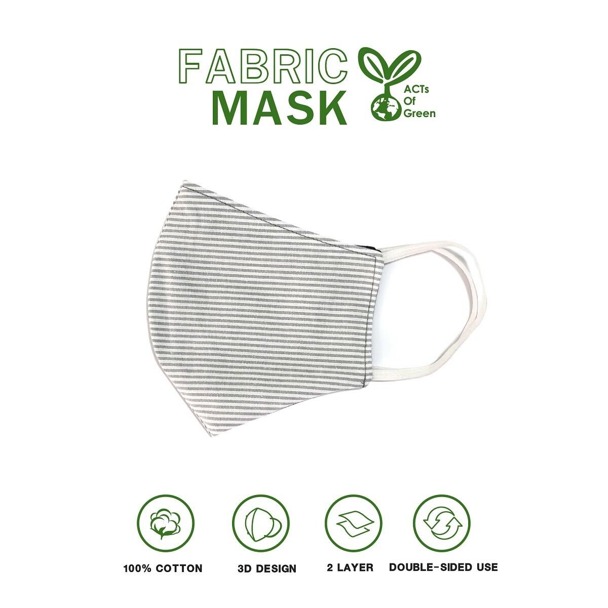 Fabric Mask A12