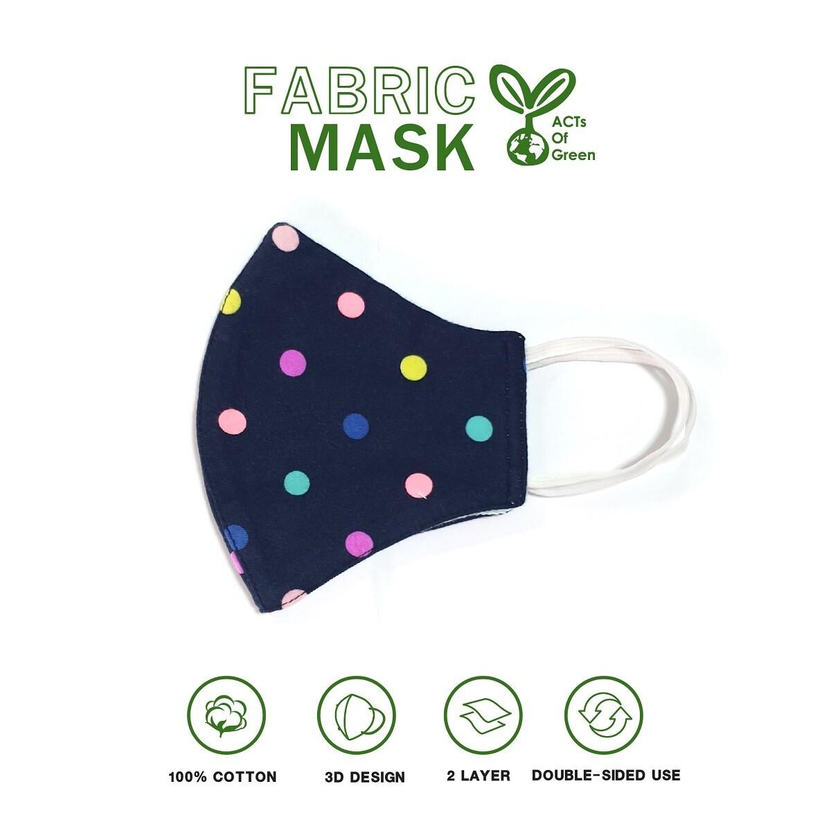 Fabric Mask A16