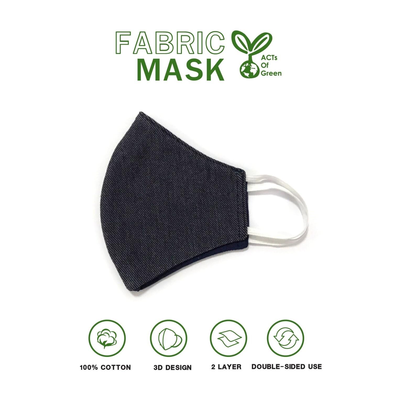 Fabric Mask A25