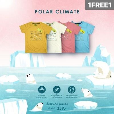 K-Polar Climate | 4 Colours