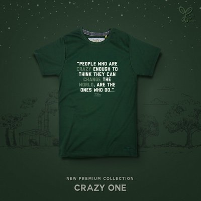 PT-Crazy One | 5 Colours
