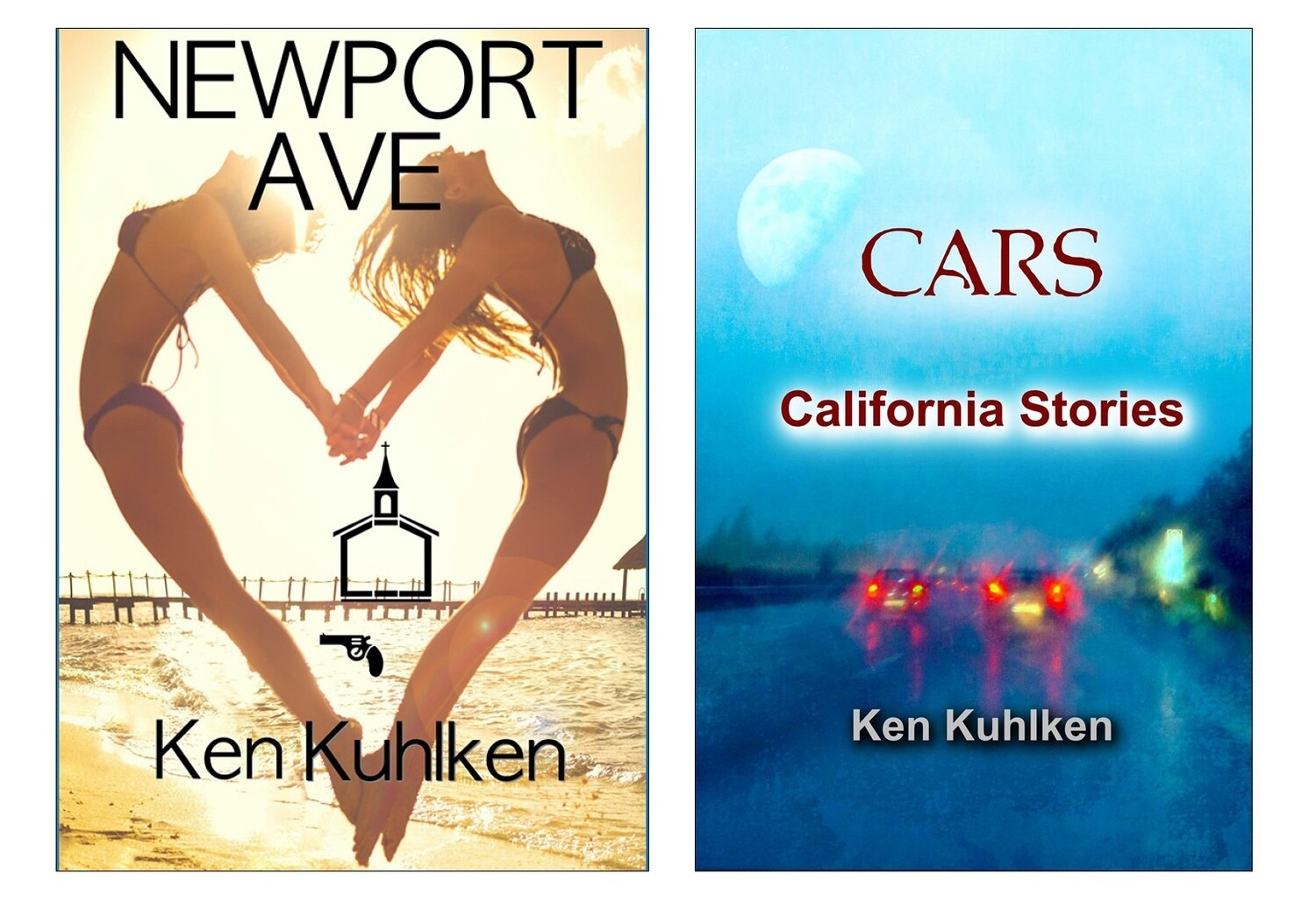 Cars and Newport Ave.
