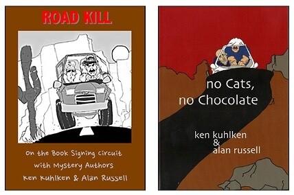 Road Kill and No Cats, No Chocolate