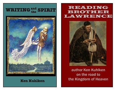 Writing and the Spirit and Reading Brother Lawrence