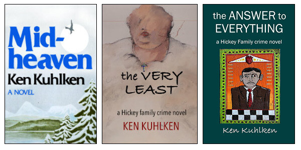 Hickey and McGee, Three Complete Novels