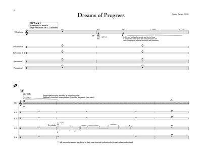 Dreams of Progress