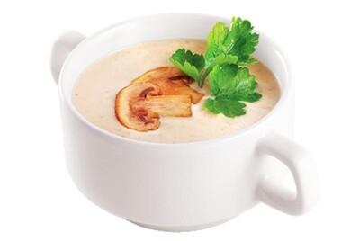 Крем - суп грибной