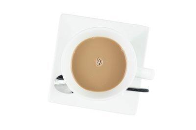 Кофе растворимый со сливками