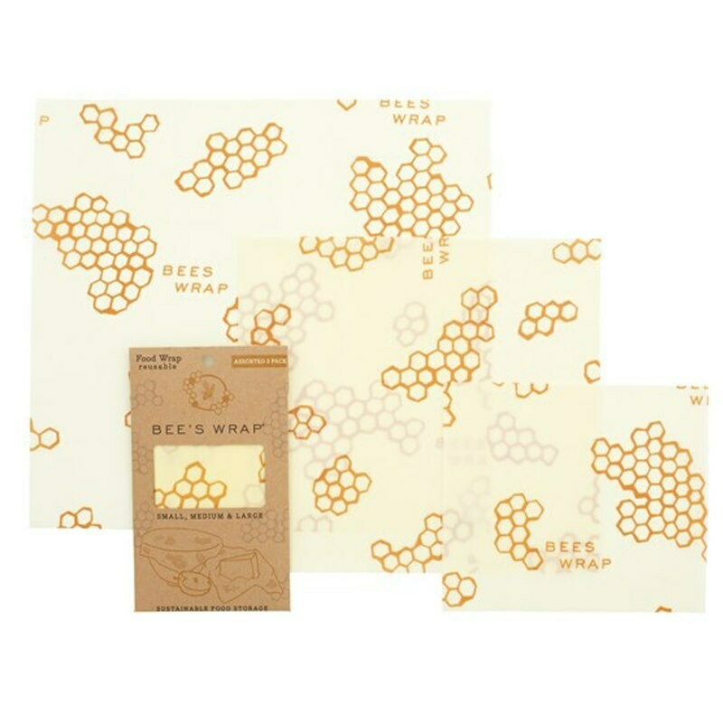 Bee's Wrap Verschillende formaten