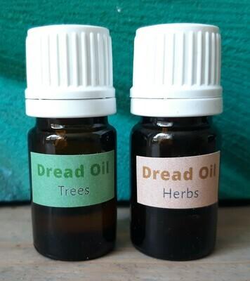 Dread Oil Sample Set Alleen via webshop verkrijgbaar!