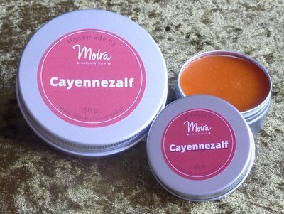 Cayennezalf