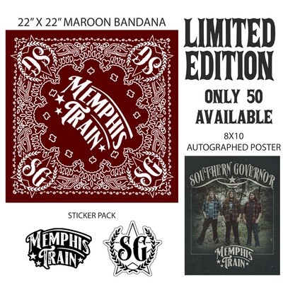 A - MEMPHIS TRAIN BUNDLE (LIMITED EDITION)