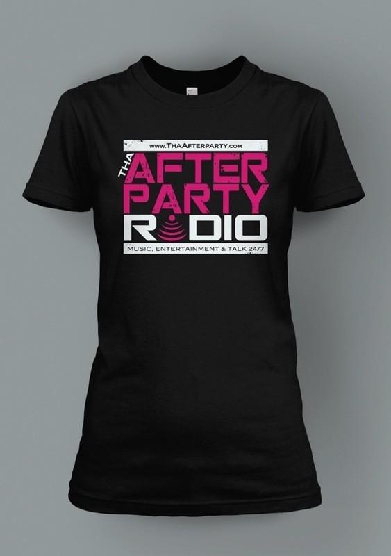 Tha Afterparty Radio T'shirt