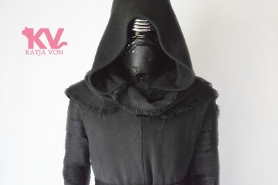 Kylo Ren Inspired Replica Costume