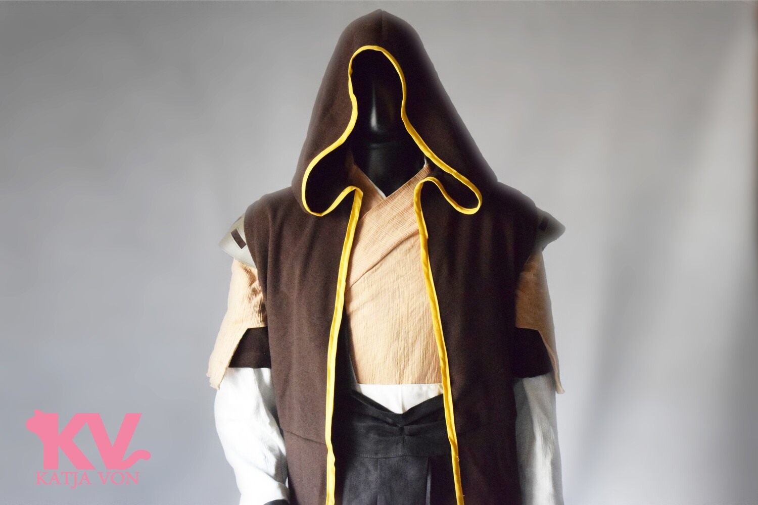 Star Wars The Old Republic Jedi Consular Inspired Robe
