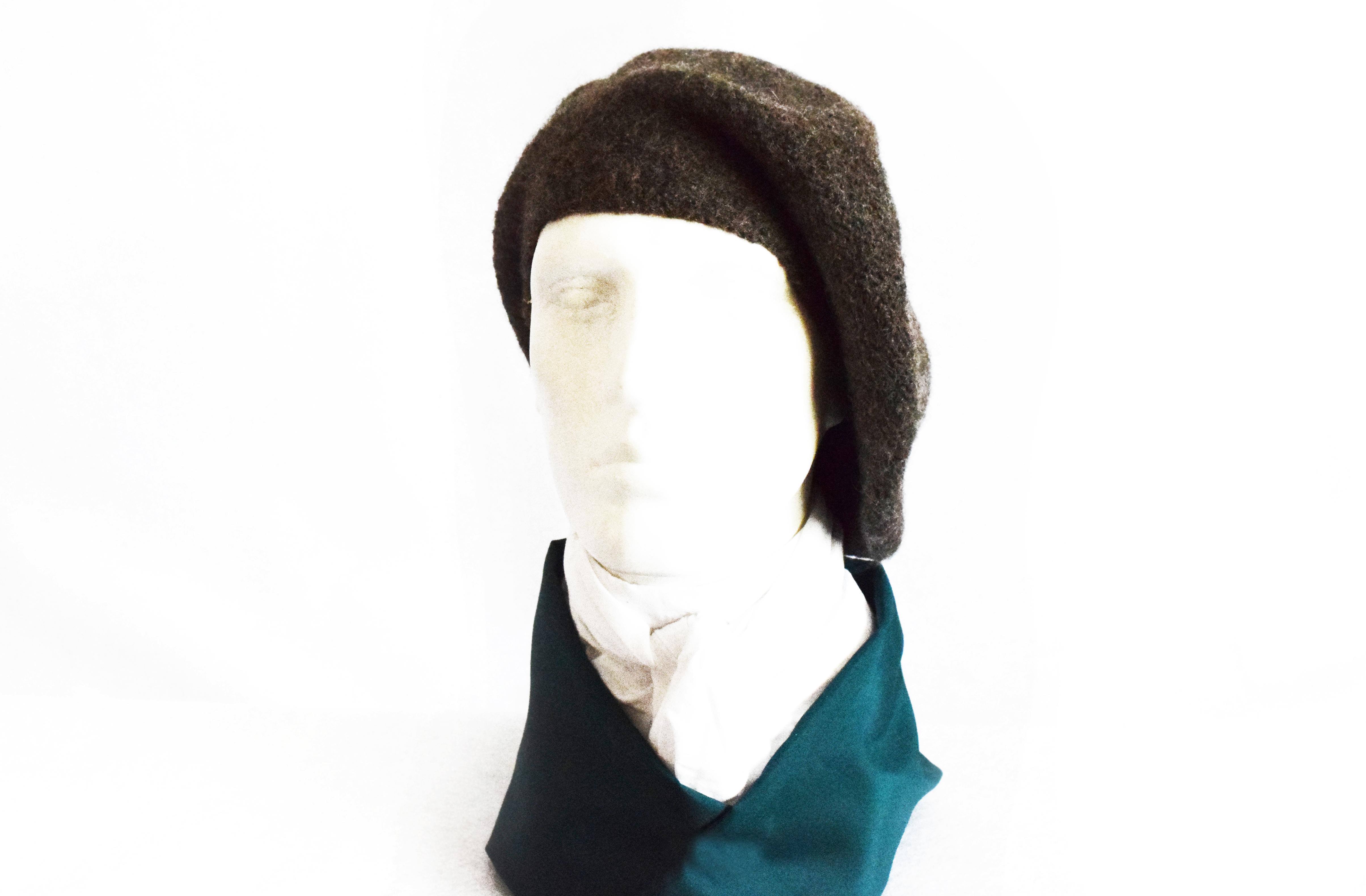 Outlander Inspired Scottish Tam / Bonnet Hat