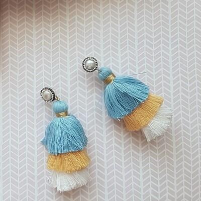 Mya Tassel Earring