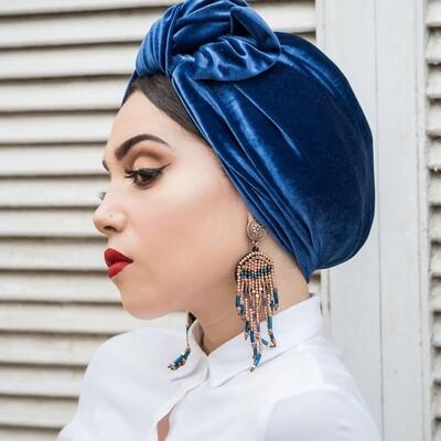 Inca Bead Earring