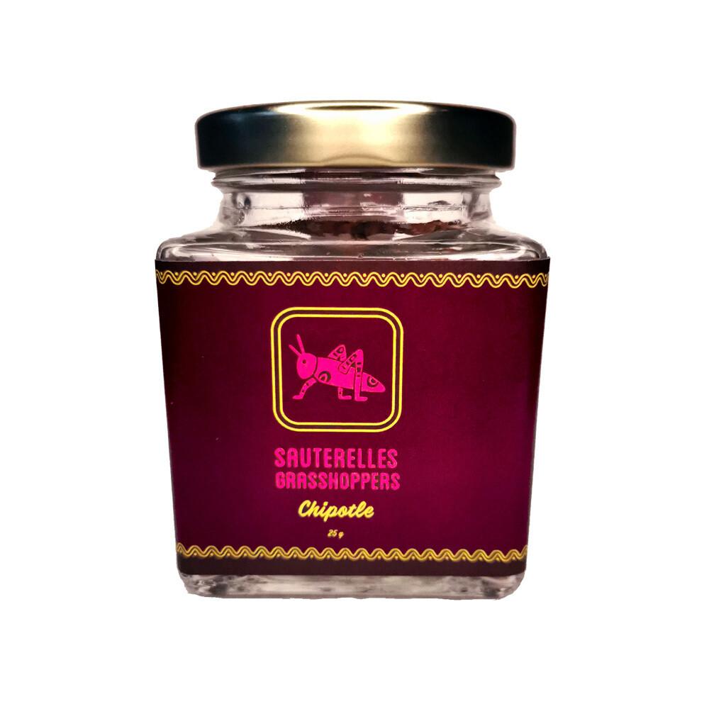 Sauterelles<br>Chipotle