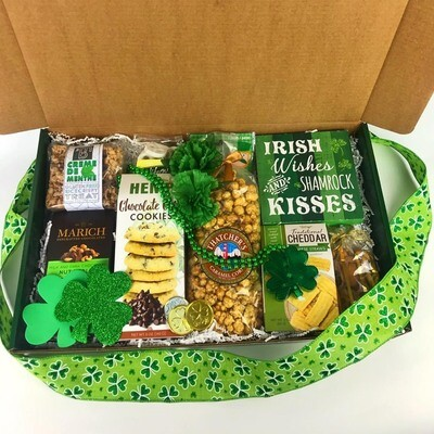 Leprechaun Party Box