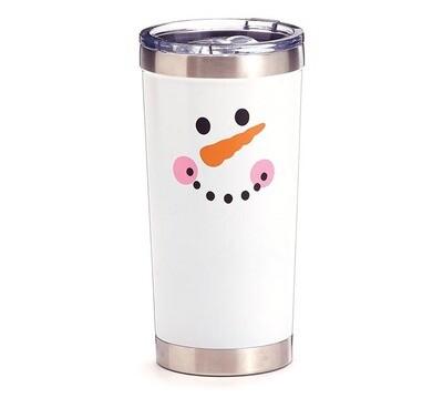 Snowman Tumbler