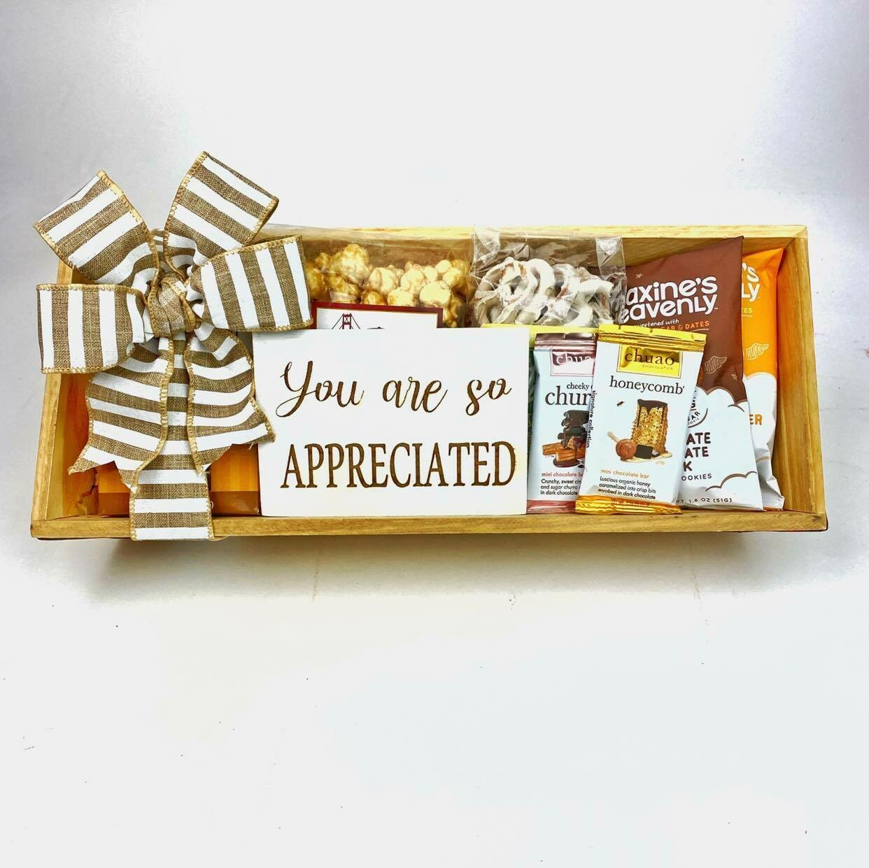 Appreciated! Thank You Gift Basket