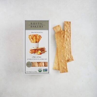 Rustic Bakery Olive Oil Flatbread