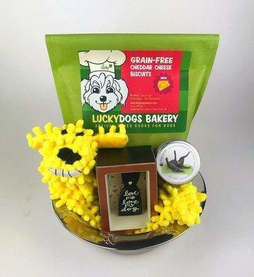 Hot Diggity Dog Gift Set