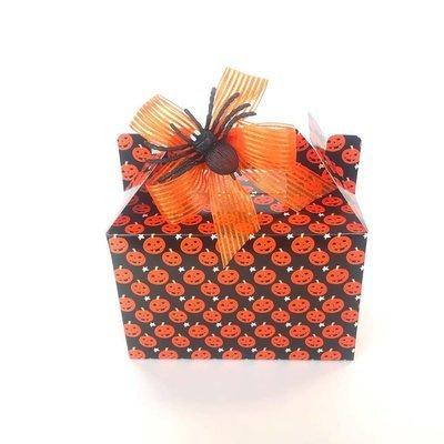 Jack-O-Lantern Box O'Treats