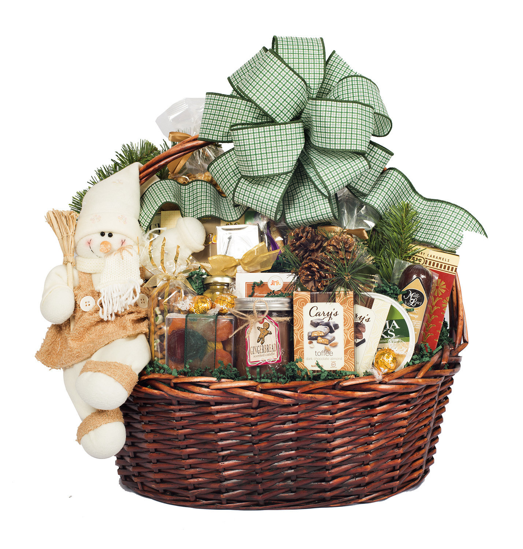 Frosty's Basket of Treats