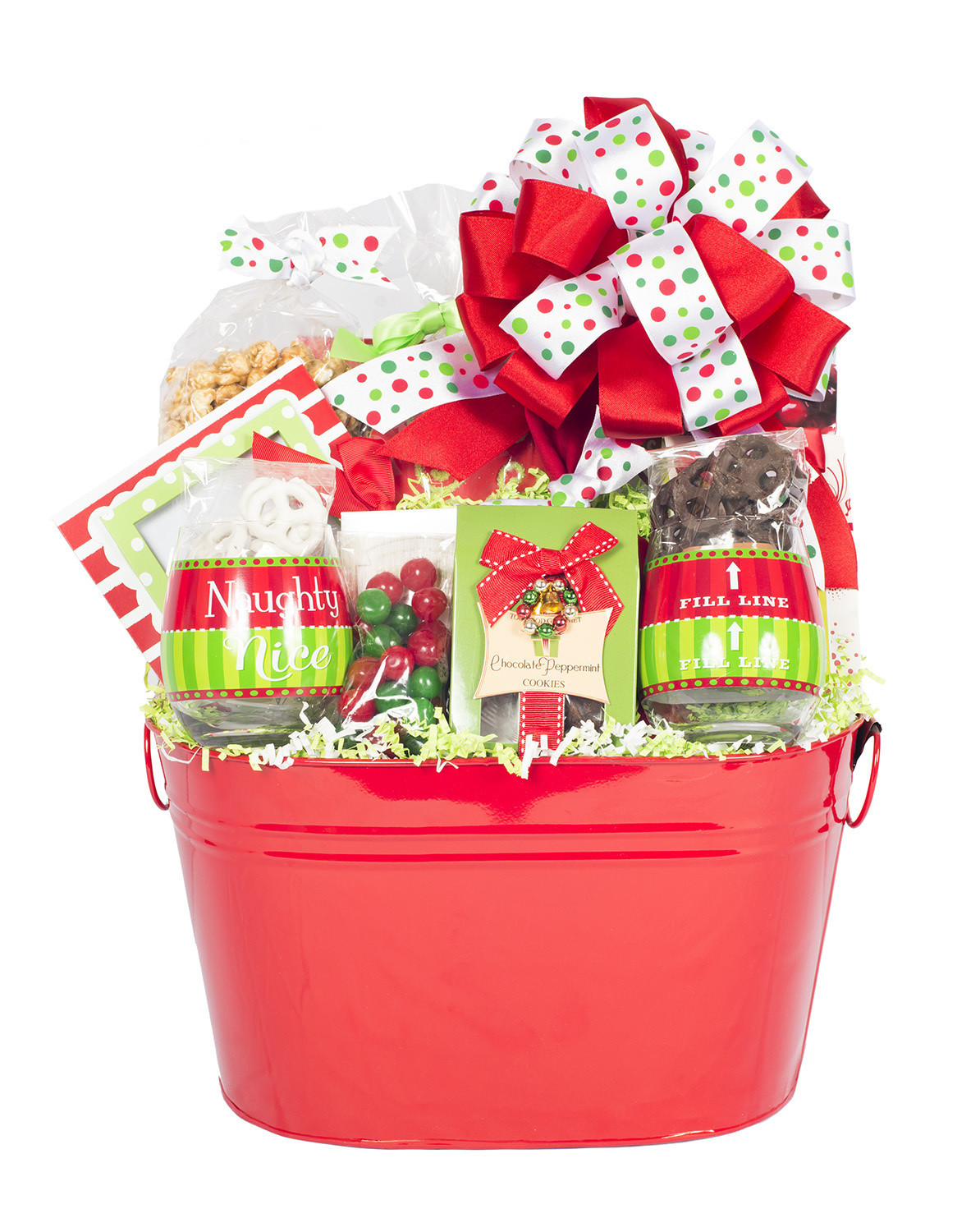 Christmas Party Bucket