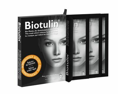 Bio Cellulose Maske (4er Box)