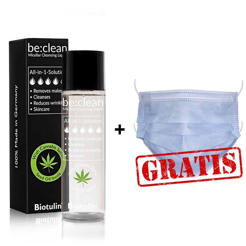 be:clean All-in-1: Hygiene mit Pflege - 200ml