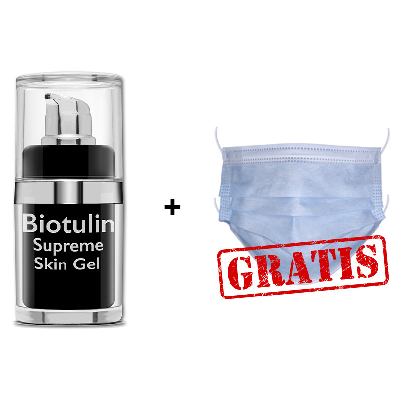 Biotulin Supreme Skin Gel - 15ml