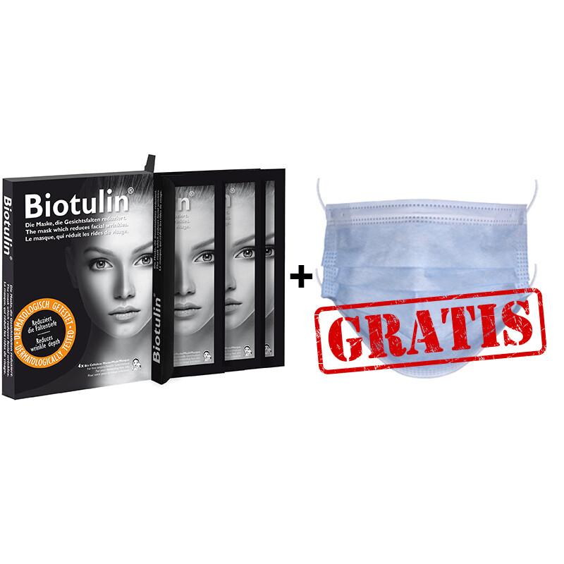 Bio Cellulose Maske (4er Box)