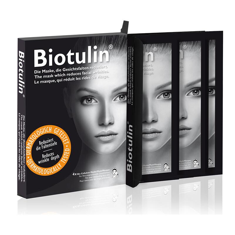 Bio Cellulose Maske - 4er Box