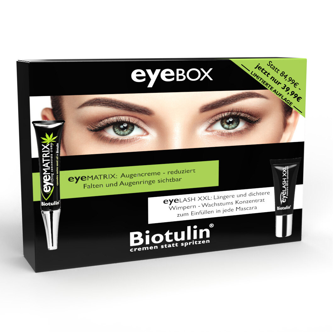 Biotulin eyeBOX (15ml + 2ml)