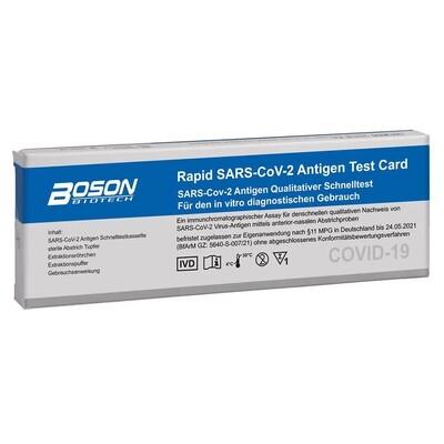 Antigen-SchnelltestRapid SARS-CoV-2 Antigen Test