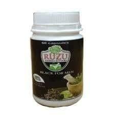 Ruzu Black Capsules Carton (12 )
