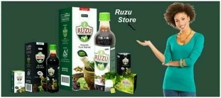 Ruzu Herbal Shop