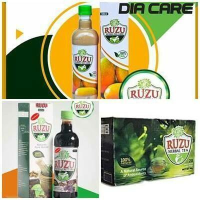 Ruzu For Diabetes Remedy