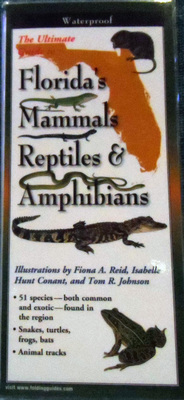 The Ultimate Guide to Florida's Mammals Reptiles & Amphibians