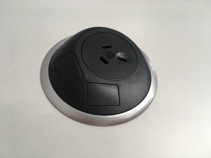 PIXEL InDesk Unit | Power & USB Charging