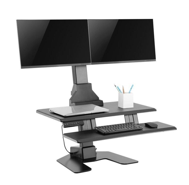 E-Lift D | Electric Sit Stand Desktop Unit