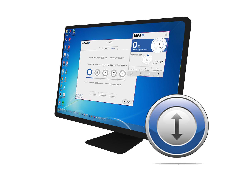 LINAK Control Software